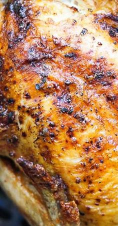 Air Fryer Cornish Hen - Delicious juicy Cornish hen in your air fryer, the best recipe for crispy skin and fantastic flavor - Air Fryer Recipes Vegetables, Air Fryer Recipes Vegetarian, Air Fryer Recipes Breakfast, Air Fryer Oven Recipes, Air Fryer Dinner Recipes, Air Fry Recipes, Meat Recipes, Cooking Recipes, Healthy Recipes