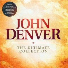 cool The Ultimate Collection    New CD   Check more at http://harmonisproduction.com/the-ultimate-collection-john-denver-1-disc-886979393127-new-cd/