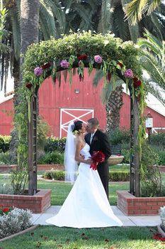 Camarillo Ranch-- Budget Wedding Option #1