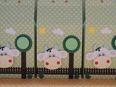 Caixa Milk G Fazendinha confeccionados com papel de scrapbook. Vaca, porco, galinha, cavalo e pintinho  Quantidade minima: 20 unidades Tamanho: 16cm alt x 9,5cm larg x 5cm prof R$ 8,90