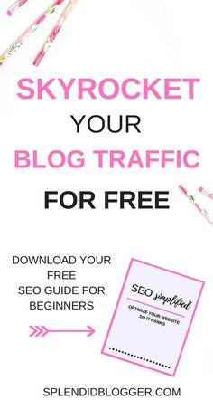 Does the thought of SEO make you want to run for the hills? I know. It can seem scary - especially for a beginner blogger. Let me break it down, step-by-step for you in my ultimate SEO guide for new bloggers. Learn how to set up your website and blog post