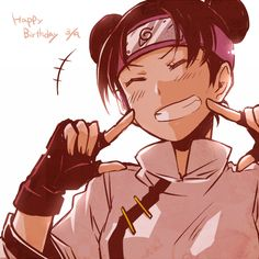 Tenten ~ this is so cute (: