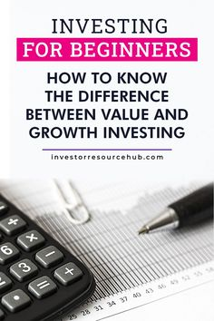 Learn the difference between value and growth investing and how you use these tried and tested strategies within your own portfolio. #Investing #Stockmarket
