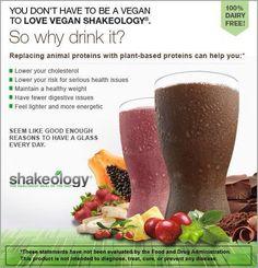 Vegan Shakeology