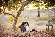 cute fall photo shoot