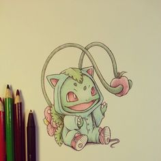 Awesome Pokemon Drawings!