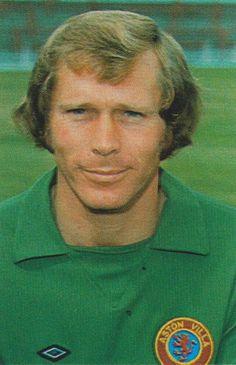 Jimmy Cumbes. Aston Villa 1975