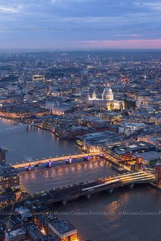 #LONDONMOMENTS View from The Shard, London