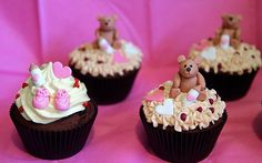 Cupcakes for Baby