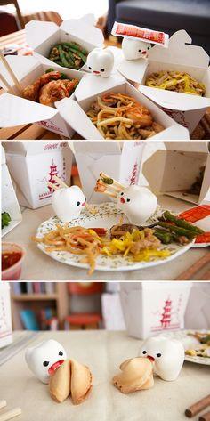 My Milk Toof: CHINESE FOOD