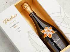 """Pialino"" Sparkling wine by Mike 