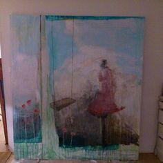 by Siv Sundbo Hagtvedt My Arts, Nice, Painting, Painting Art, Paintings, Nice France, Drawings