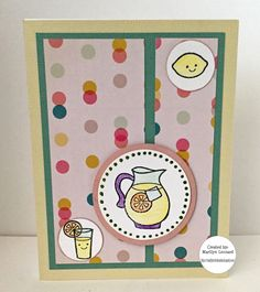 ~ Marilyn's Crafts ~: SBC July Card Kit - 2015