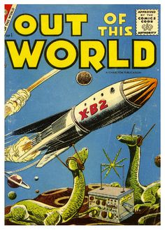 Rockets and Dinosaurs | Flickr - Photo Sharing!