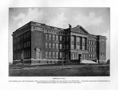 """""""The School,"""" The Chronicle of The Peddie School, Vol. LXIII, No. 4, May, 1928, pages 10-18."""