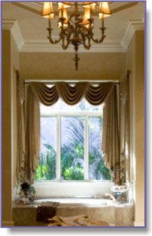 Window Treatments On Pinterest Valances Lace Curtains
