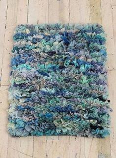 t shirt shag rug by susie.m.durham