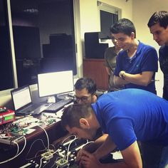 It is never more about you it is then about your team. #Entrepreneur #Entrepreneurship #Hardworking #BestTeam #Engineering #Leadership #Hardware #Software #Embedded #SmartCities #IoT by pablo_card