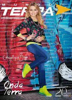 mundo  terra catalogo de zapatos otoño invierno 2014