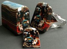 Murrine Madonna by Loren Stump - Wow! Just wow.
