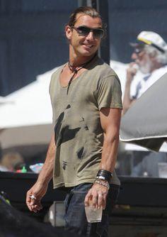 Gavin Rossdale Gavin Rossdale, Robin, Bush Band, Joel Silver, Sweet Style, My Style, Music Love, My Man, Rock And Roll