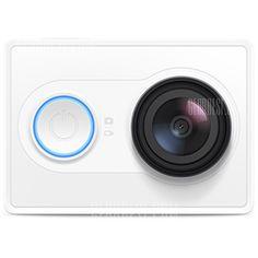 Original XiaoMi Yi 1080P Ambarella A7LS WIFI Sports Action Camera-67.29 and Free Shipping| GearBest.com #xiaomi #yi #camara #regalos