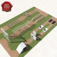 Resultado de imagen para kids military obstacle course