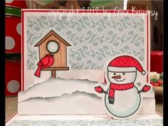 THIS COULD BE ANY KIND OF POP UP CARD - Holiday Pop-up Card