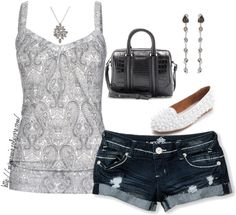 """Untitled #839"" by mzmamie on Polyvore"
