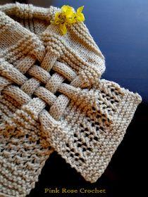 Pink Rose Crochet: Cachecol Bege Trançado em Tricô Knitted Headband, Knitting, Knits, Fashion, Knit Headband, Beige, Craft, Scarves, Blouses