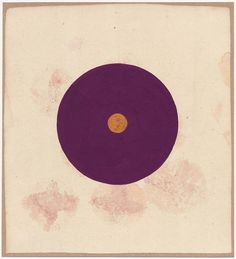 Resultado de imagem para Evolution of the Cosmos from a single point (Bindu). 18th century Tantric painting , India