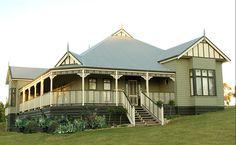 Harkaway Homes 'Fair Dinkum Federation'.