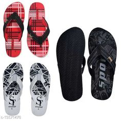 Flip Flops Style Tag Combo of 3 Mens's Casual Slipper Material: Synthetic Multipack: 3 Sizes:  IND-7, IND-6, IND-10, IND-9, IND-8 Country of Origin: India Sizes Available: IND-6, IND-7, IND-8, IND-9, IND-10, IND-11   Catalog Rating: ★4.1 (1485)  Catalog Name: Modern Fabulous Men Flip Flops CatalogID_2668342 C67-SC1239 Code: 493-13571478-468
