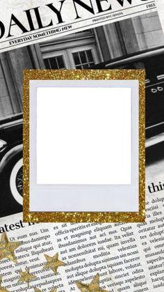Bilder Frauen & Co. Framed Wallpaper, Iphone Background Wallpaper, Instagram Frame Template, Polaroid Frame, Polaroids, Polaroid Template, Photo Collage Template, Instagram Background, Collage Background