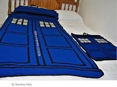 Doctor Who: Free crochet patterns | But are these crochet patterns bigger on the inside...?