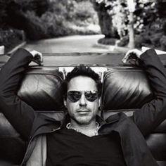 "Loved Robert Downey JR since ""Tuff Turf""."