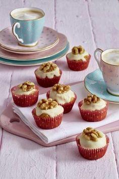Das Rezept für Kleine Muffins mit Walnuss und weitere kostenlose Rezepte auf LECKER.de