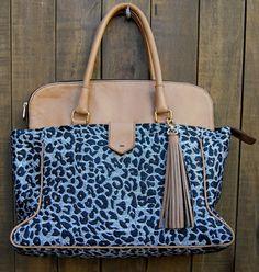 Bolsa animal print na Mab Store - www.mabstore.com.br