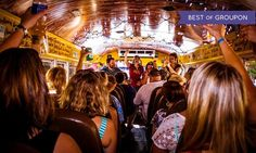 Music City Rollin - Tourists BYOB and sing along to country tunes as comedians steer a fun bus tour of downtown and Music Row's biggest sights