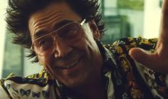 Javier Bardem The Counselor.   I can't WAIT for this film!!!!!