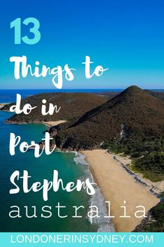 things to do in port stephens | australia | sydney | weekend away from Sydney | family things to do in Sydney