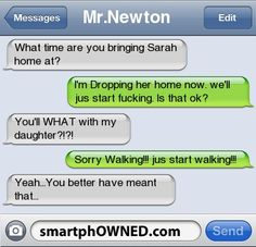 16 Totally Inappropriate Auto-Corrects - Autocorrect Fails and Funny Text Messages - SmartphOWNED