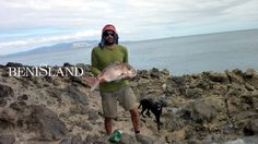 Big Snapper Off The Rocks VI – Great Barrier Island