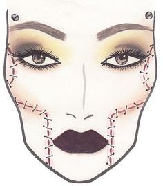 MAC Cosmetics and Rick Baker Collection For Halloween 2013 | POPSUGAR Beauty