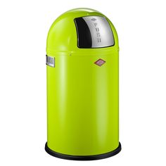 Wesco Pushboy Junior (22L) - Lime Green exclusive to kitchware homeware online boutique