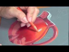 ▶ Colored Pencil Blending with Kendra Ferreira - YouTube