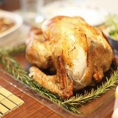Incredibly moist and flavorful. Use the juices to make Giblet Cream Gravy - Honey Brined Turkey