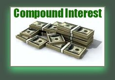 """""""Compound interest is the most powerful force in the universe.""""  Albert Einstein"""