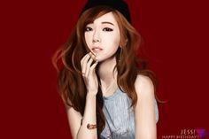#Jessica #snsd #gg #soshi #fanart