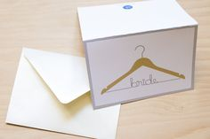 Bridal Shower Card   By: Milk & Ice Cream